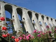 THE VIADUCT OF CHAUMONT